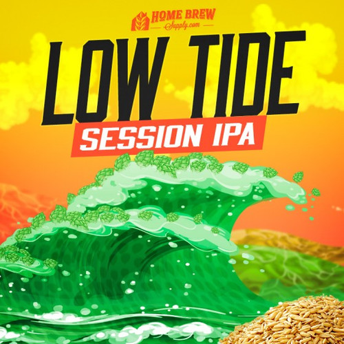 Low Tide Session IPA - All-Grain Recipe Kit