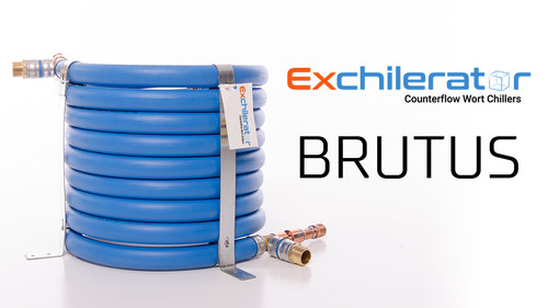 ExChilerator Brutus Counterflow Wort Chiller