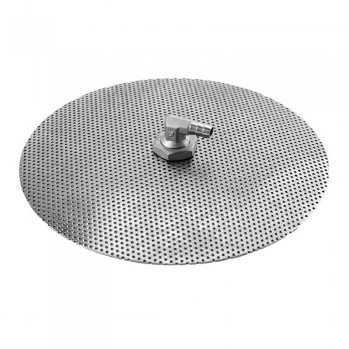 Stainless Steel Domed False Bottom 12″