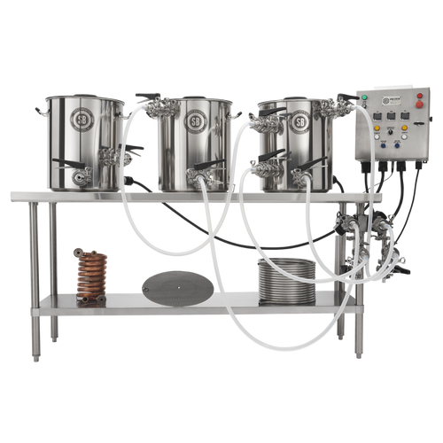 Spike+ Complete Brewing System - 15 Gallon