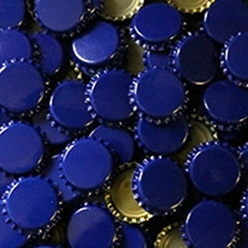 Blue Crown Cap with Oxy Liner (144 ct)