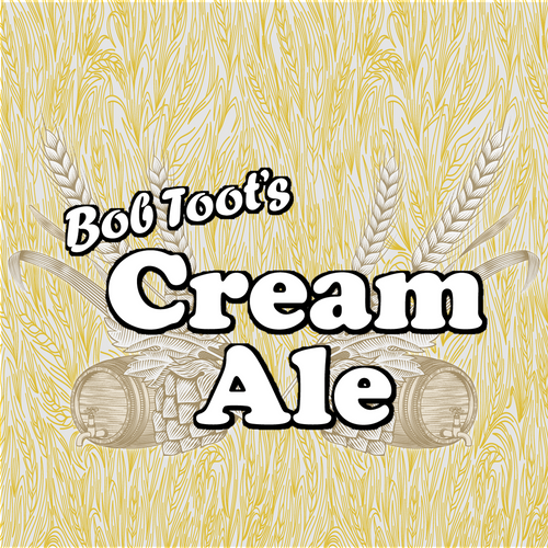 Bob Toot's Cream Ale - Extract Recipe Kit