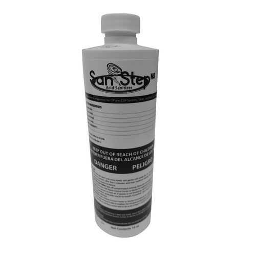 San Step Sanitizer (16 oz)