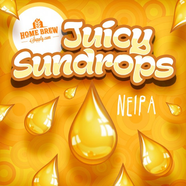 Juicy Sundrops NEIPA
