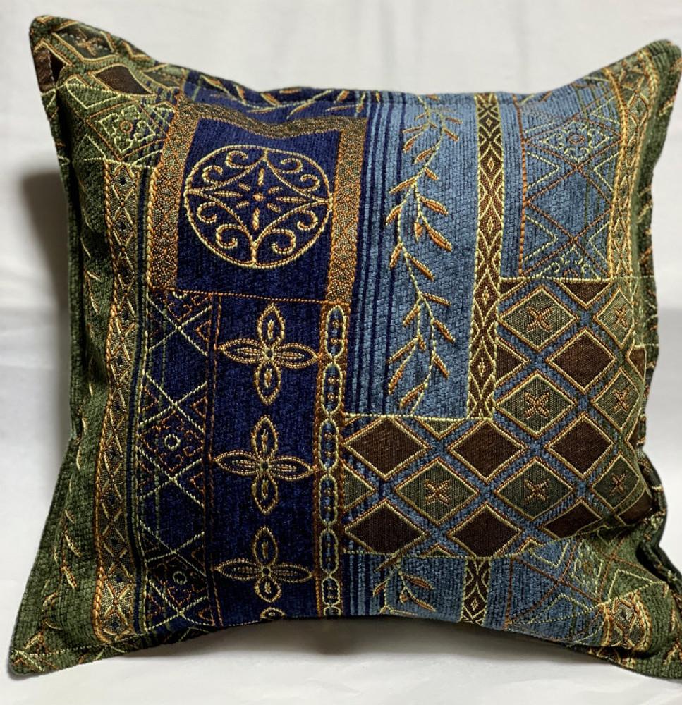 Blue Albany - Balsam Fir Filled Pillow
