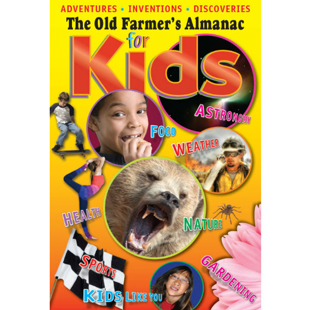 The Old Farmer's Almanac for Kids Volume 6