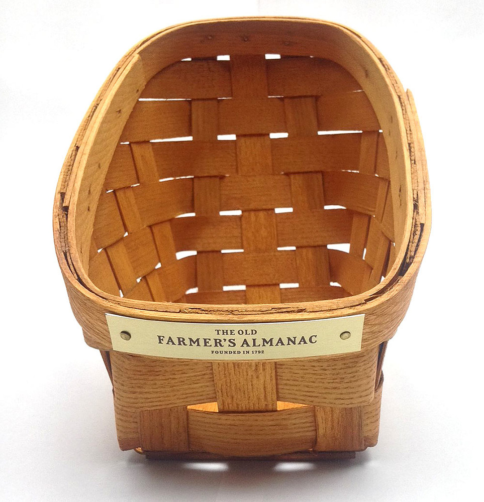 Slanted Kitchen Basket