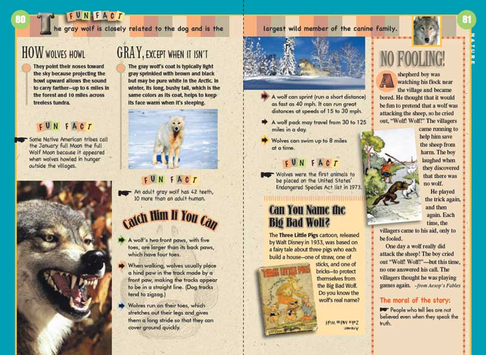 The Old Farmer's Almanac for Kids Volume 5