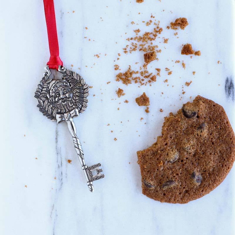 Santa's Key for Homes Without A Chimney