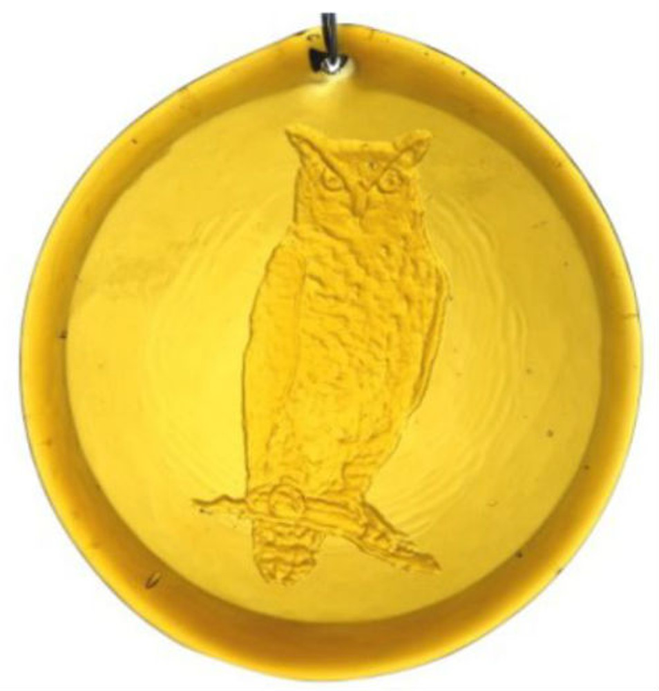 Owl Large Suncatcher