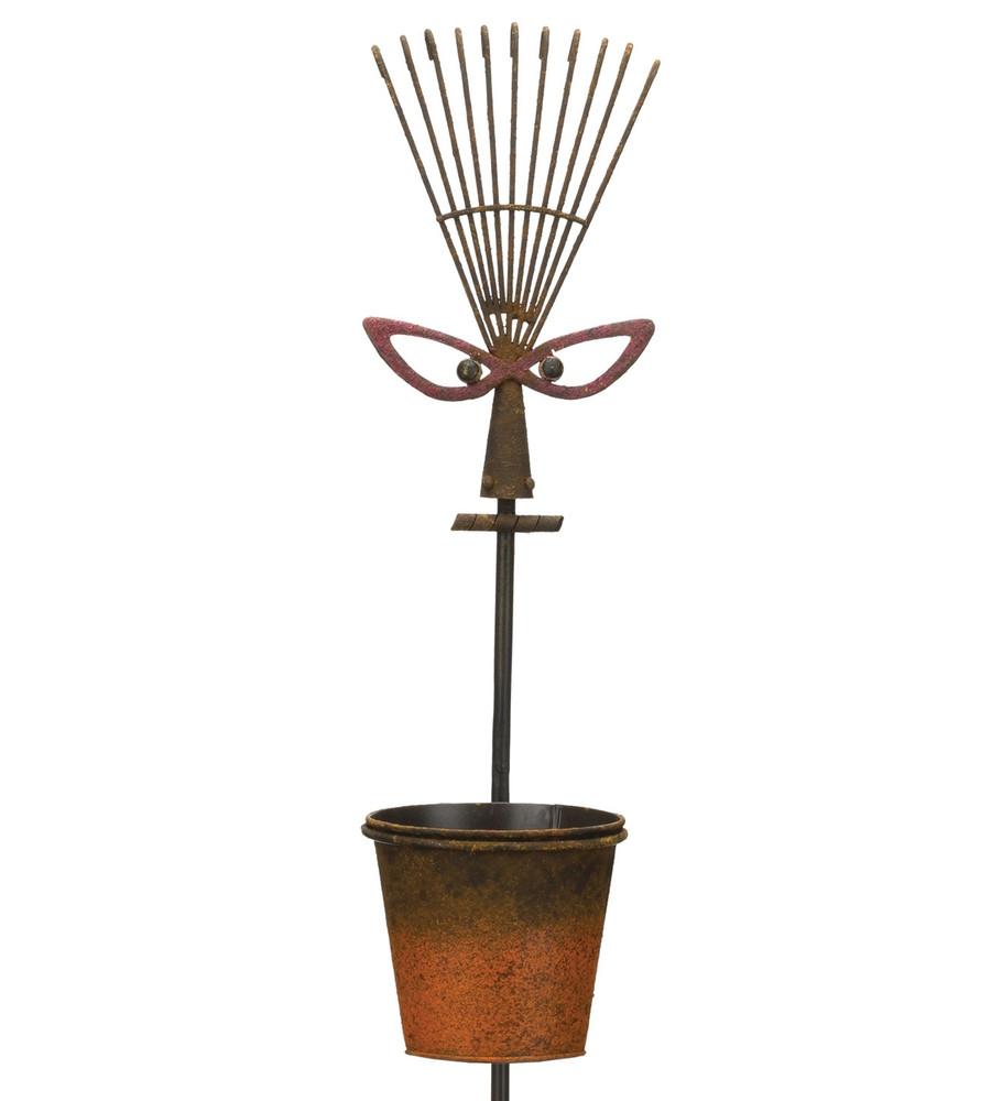 Garden Planter Stake - Specs