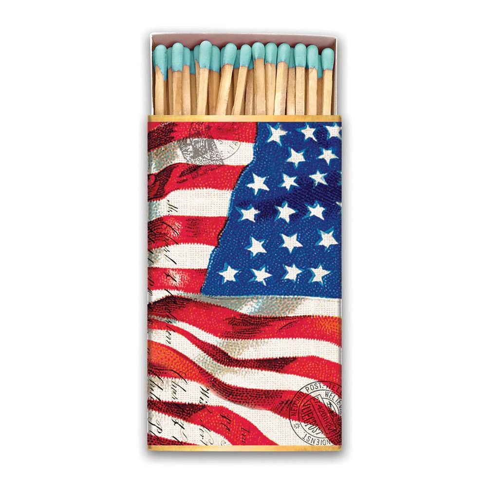 Flag Matchbox