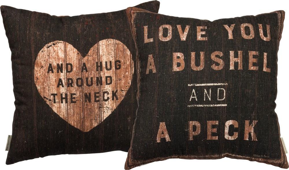 Pillow - Bushel & A Peck