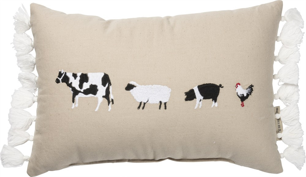 Pillow - Farm Animals