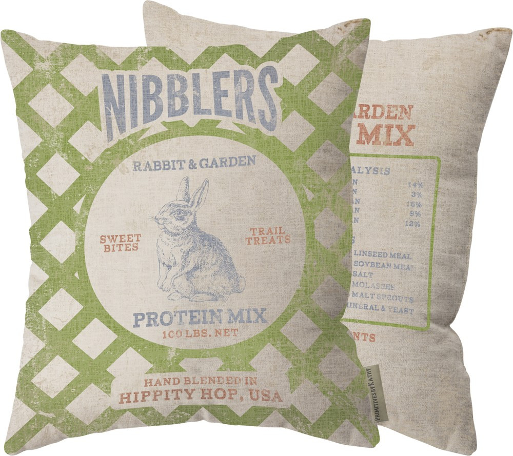 Pillow - Nibblers