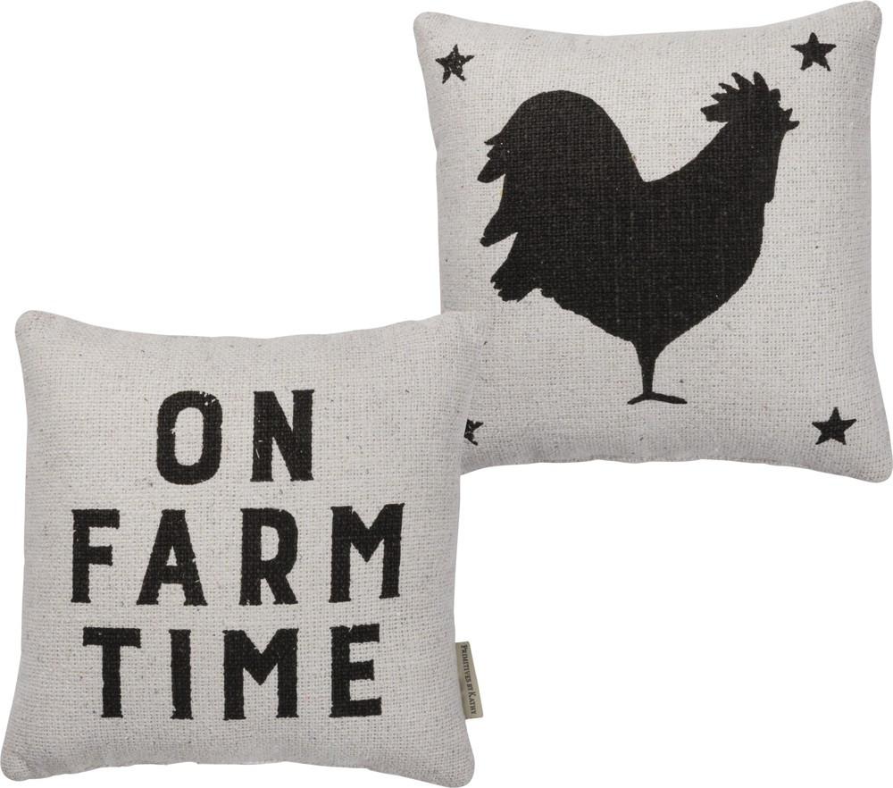 Pillow - On Farm Time