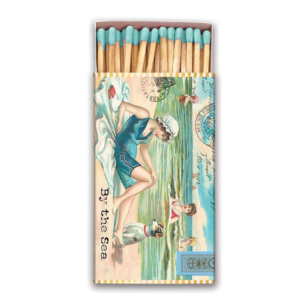 By the Sea Matchbox