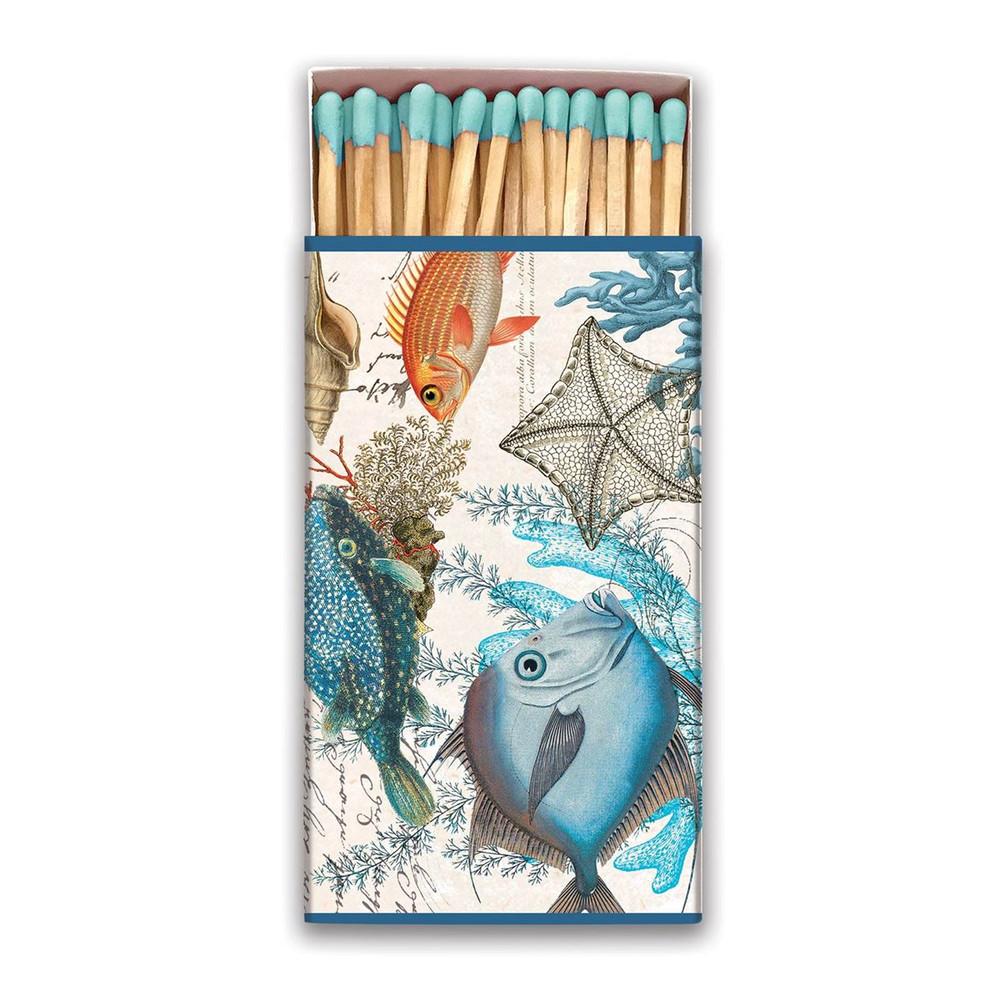 Sea Life Matchbox