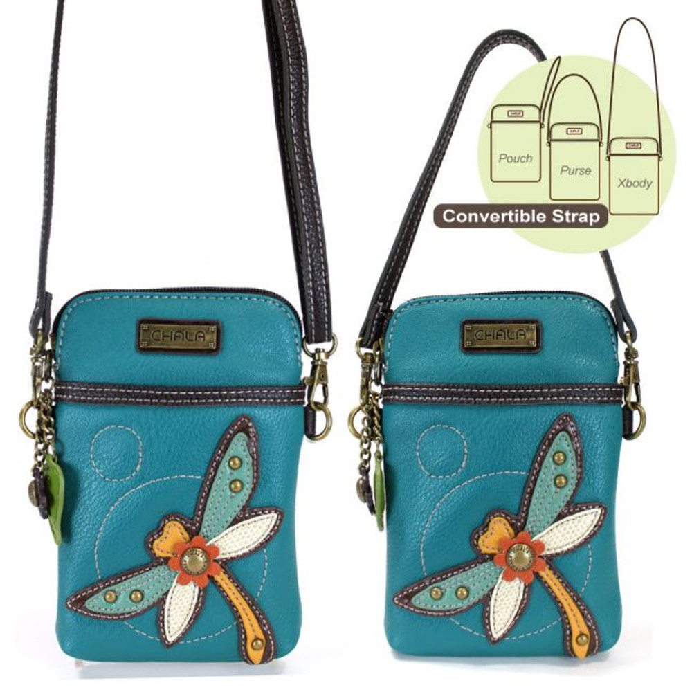 Includes 2 adjustable straps that are detachable.