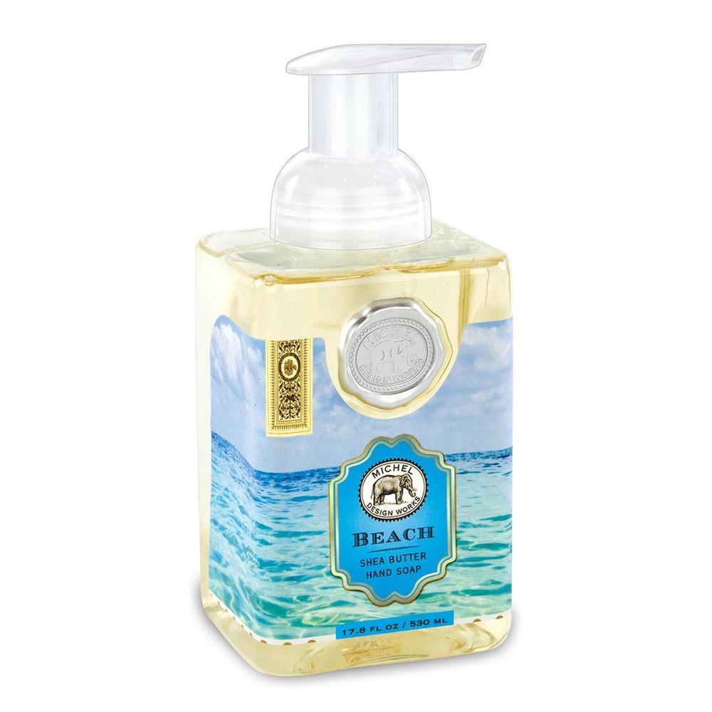 Beach Foaming Shea Butter Hand Soap