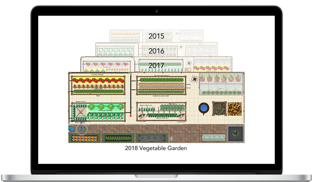 The Old Farmer's Almanac Garden Planner