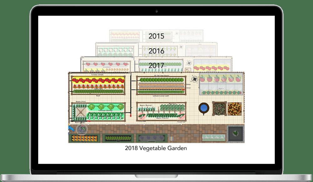 The Old Farmer's Almanac Garden Planner