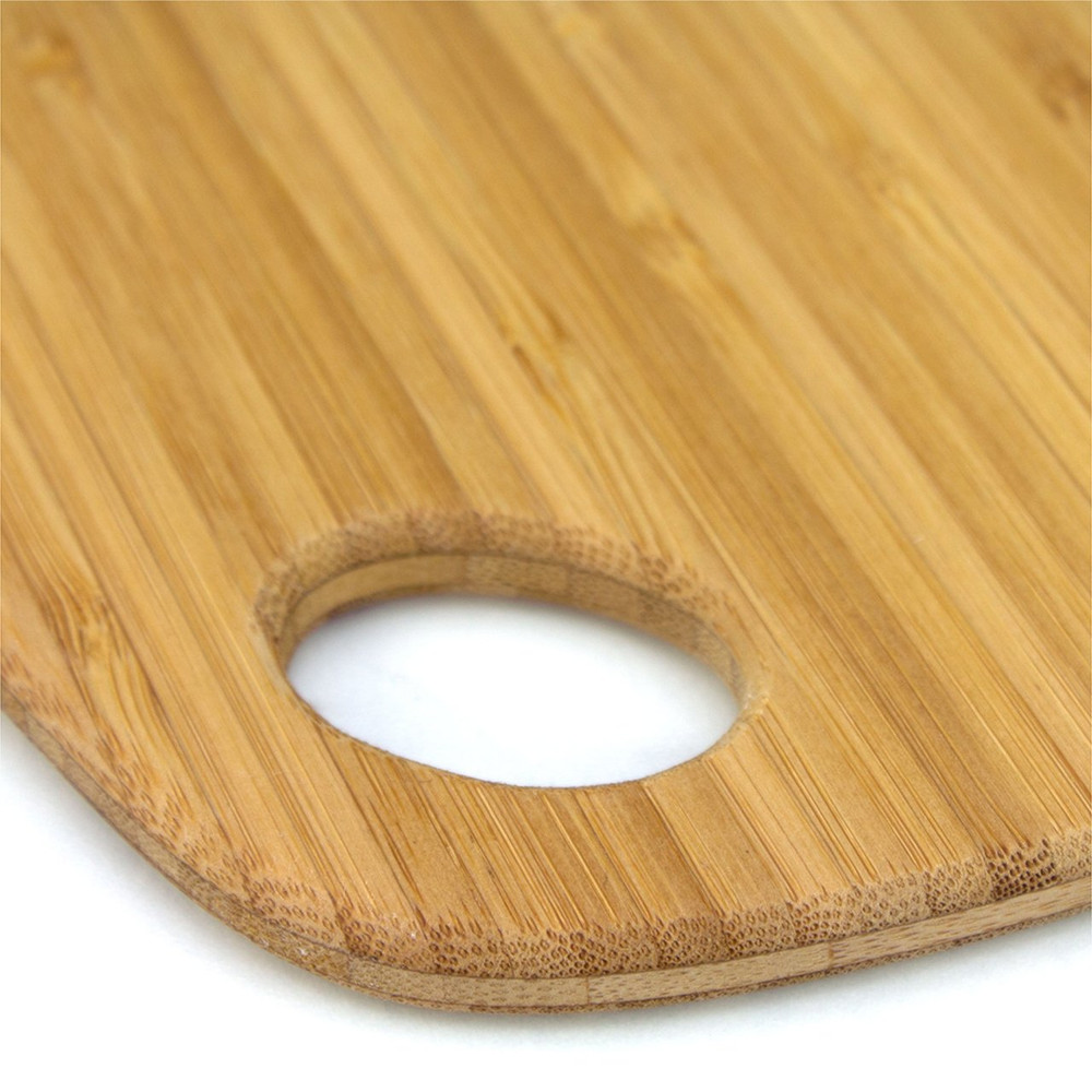 Dishwasher-Safe Bamboo Cutting Board