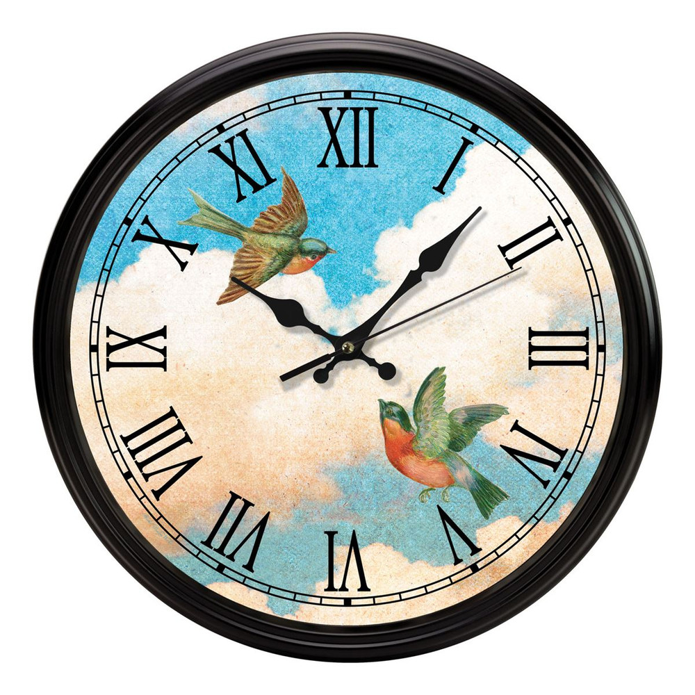 Cloud Nine Kitchen Clock