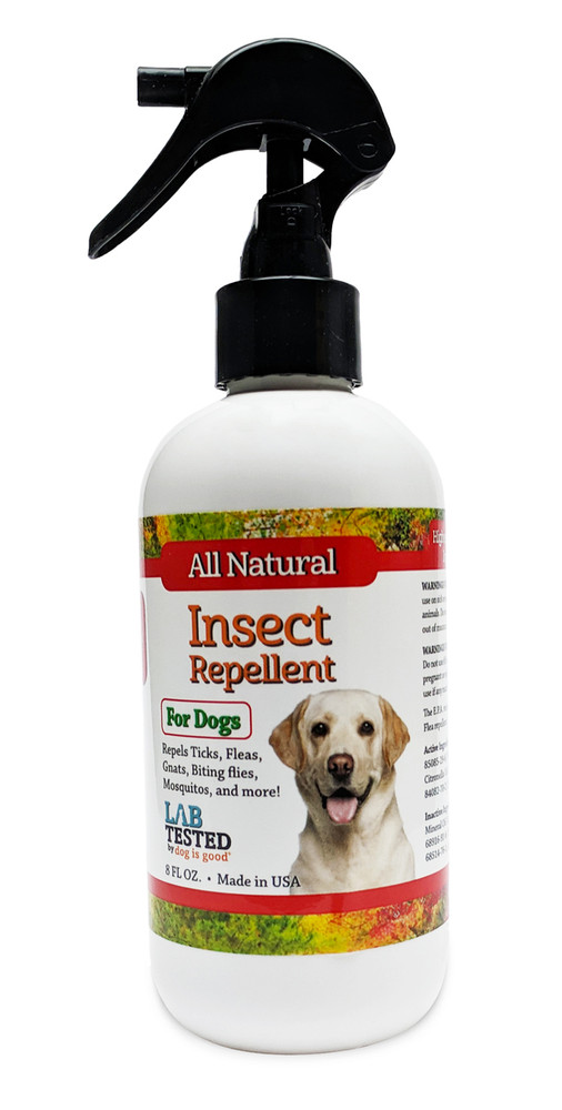 All Natural Insect Repellent for Dogs