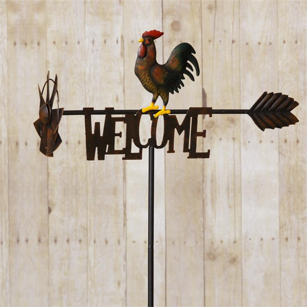 Rooster Welcome Stake