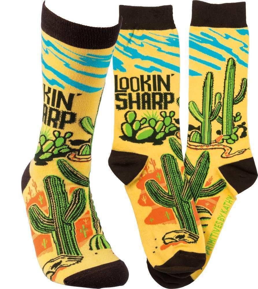 Socks - Lookin' Sharp