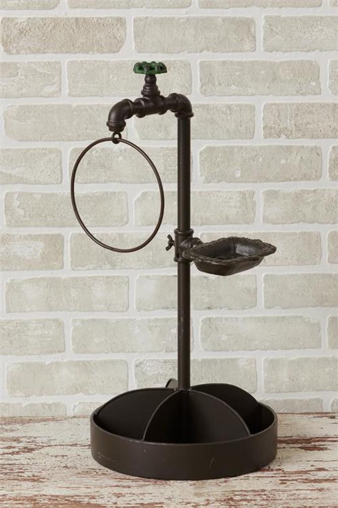 Garden Faucet Sink Organizer