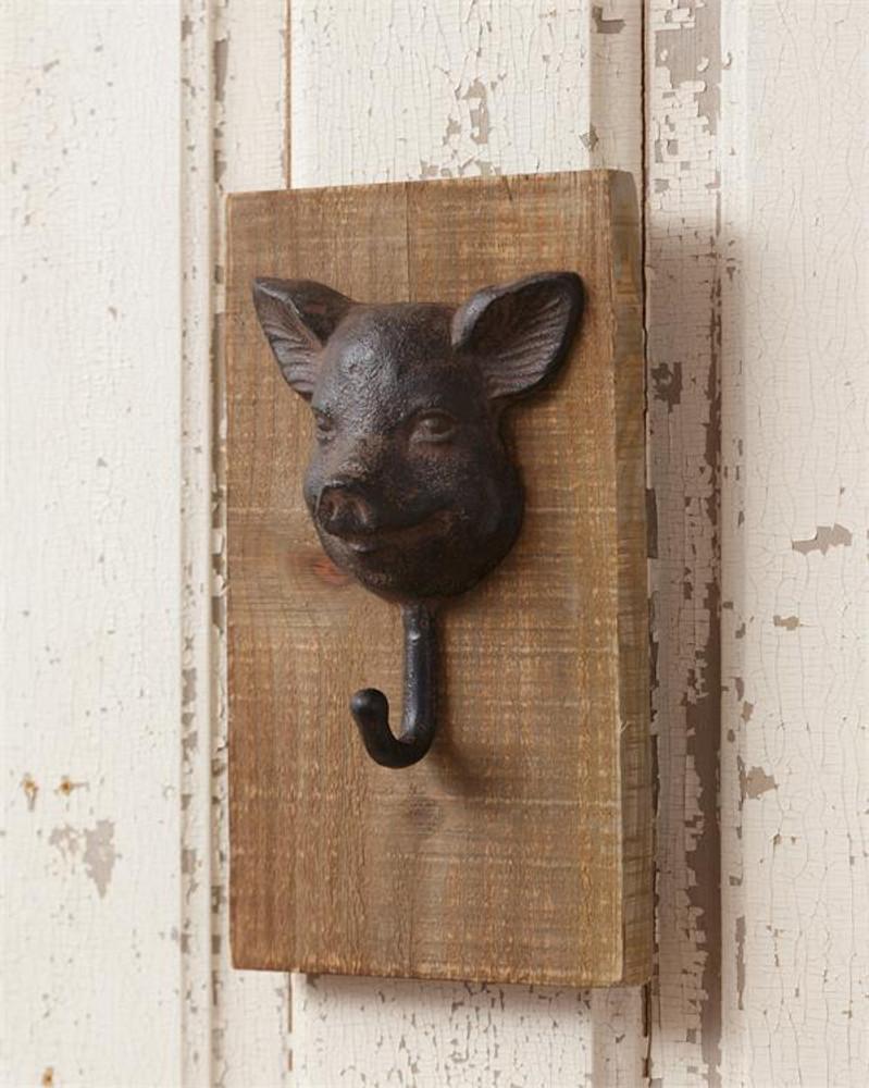 Pig Wall Hook