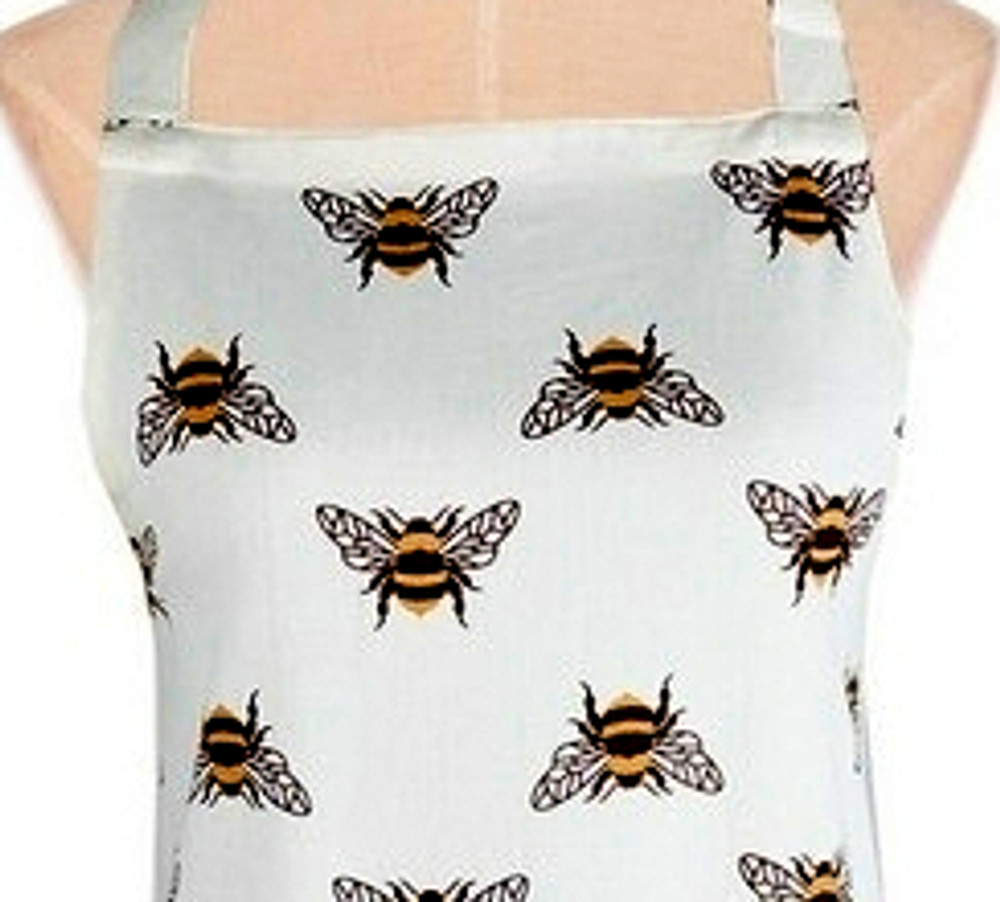 Bumblebee Apron