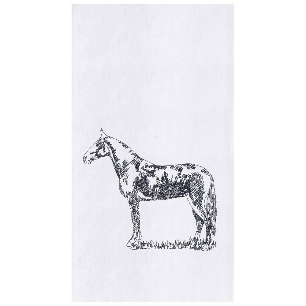 Barnyard HorseTowel