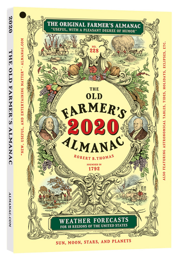 The 2020 Old Farmer's Almanac