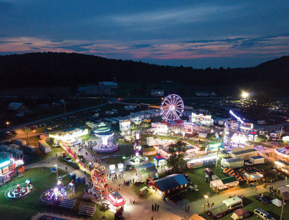 Vermont State Fair 2020.Our Vermont 2020 Calendar