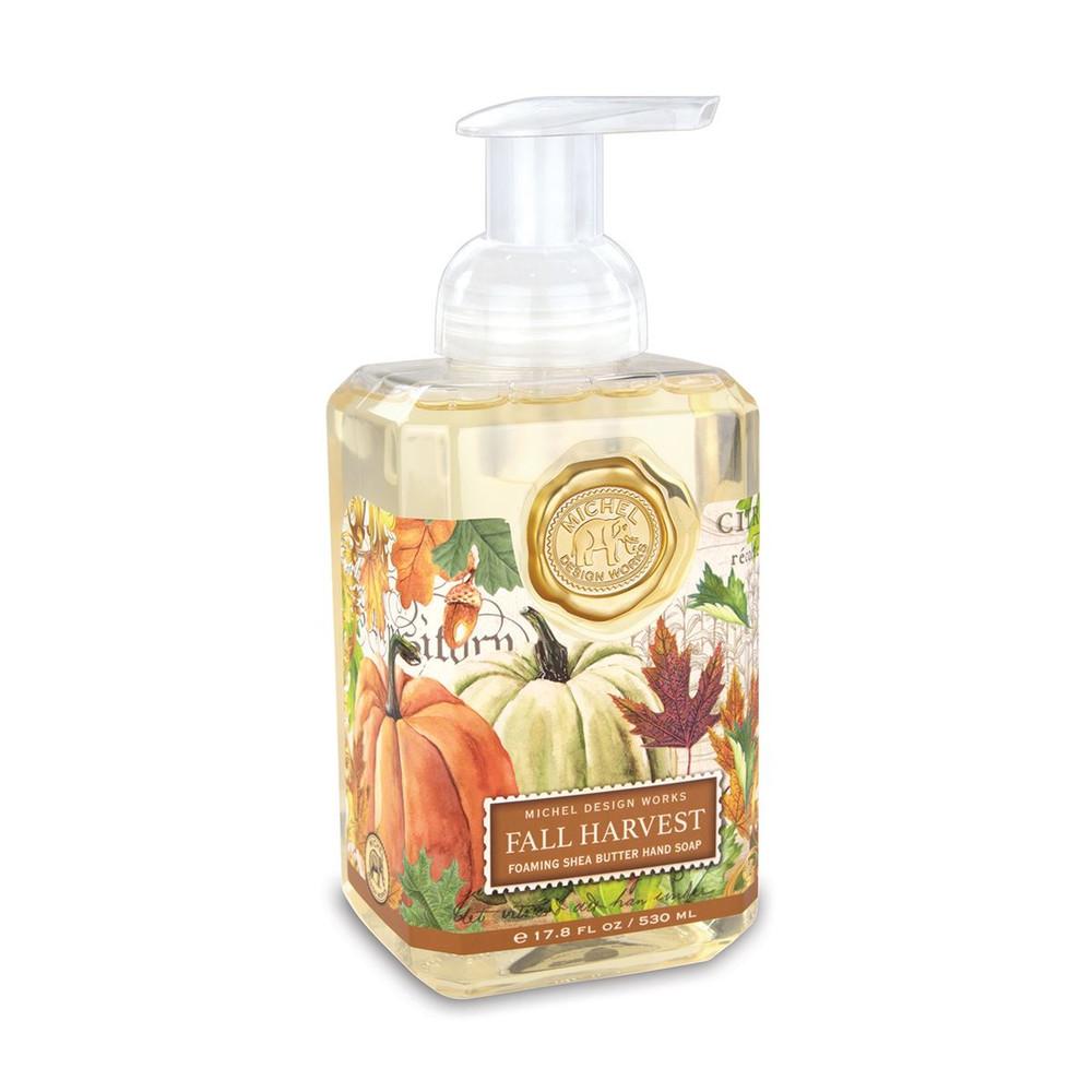 Fall Harvest Foaming Shea Butter Hand Soap