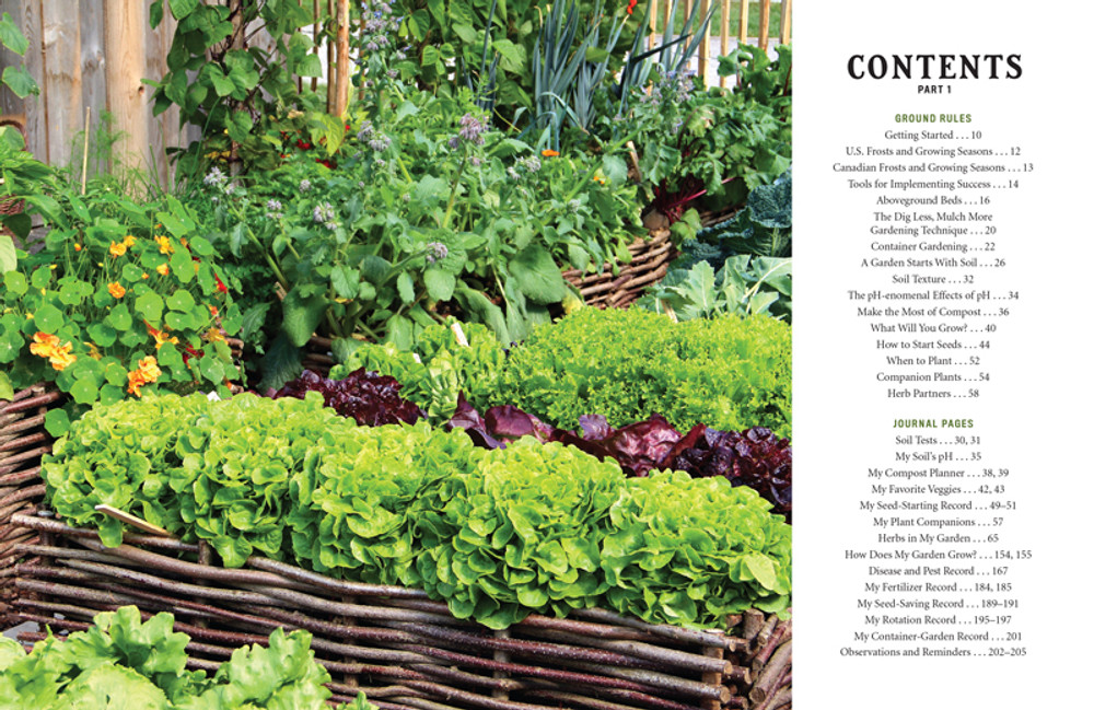 Vegetable Gardener's Handbook by The Old Farmer's Almanac
