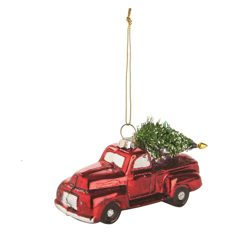 Vintage Pickup Ornament