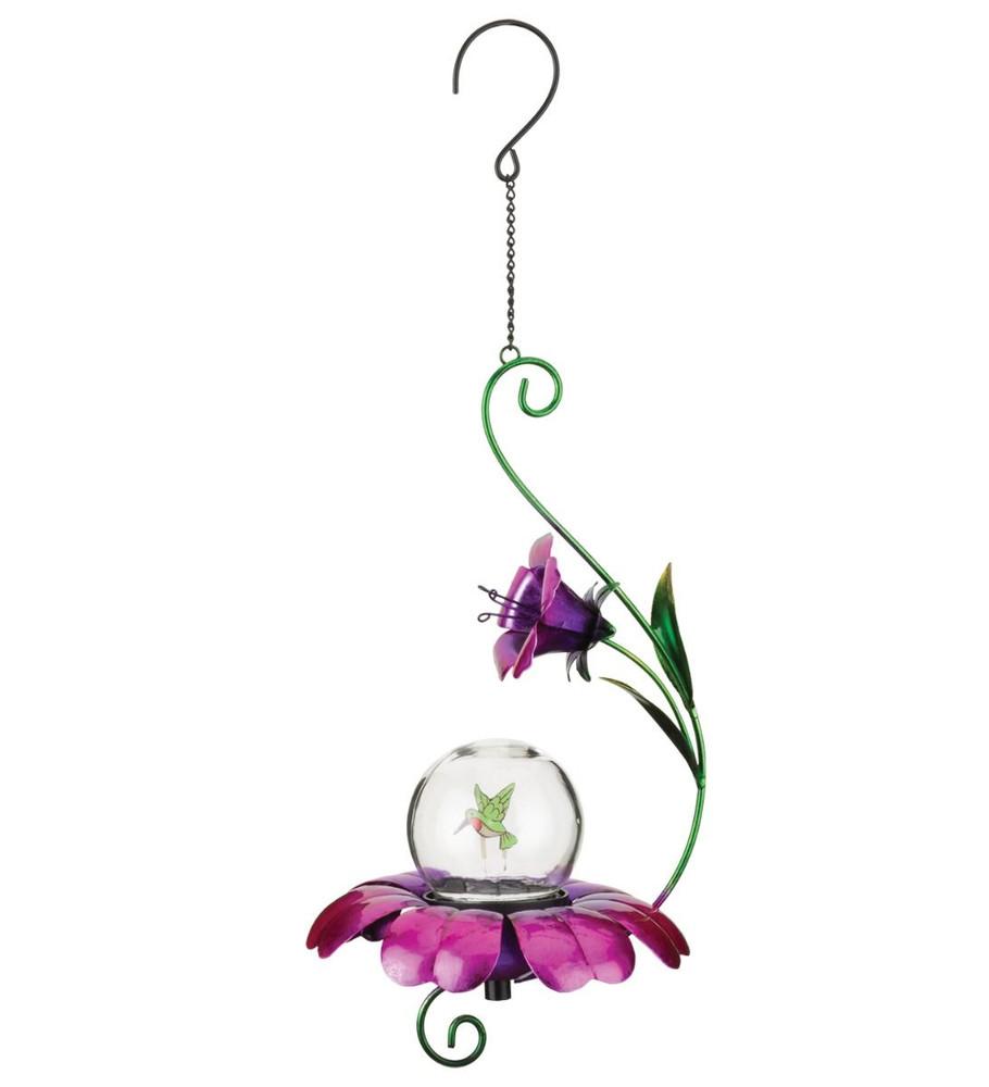 Twinkle Solar Hanging - Hummingbird