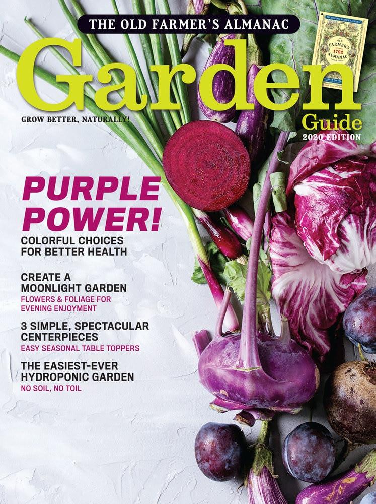 2020 Garden Guide by The Old Farmer's Almanac