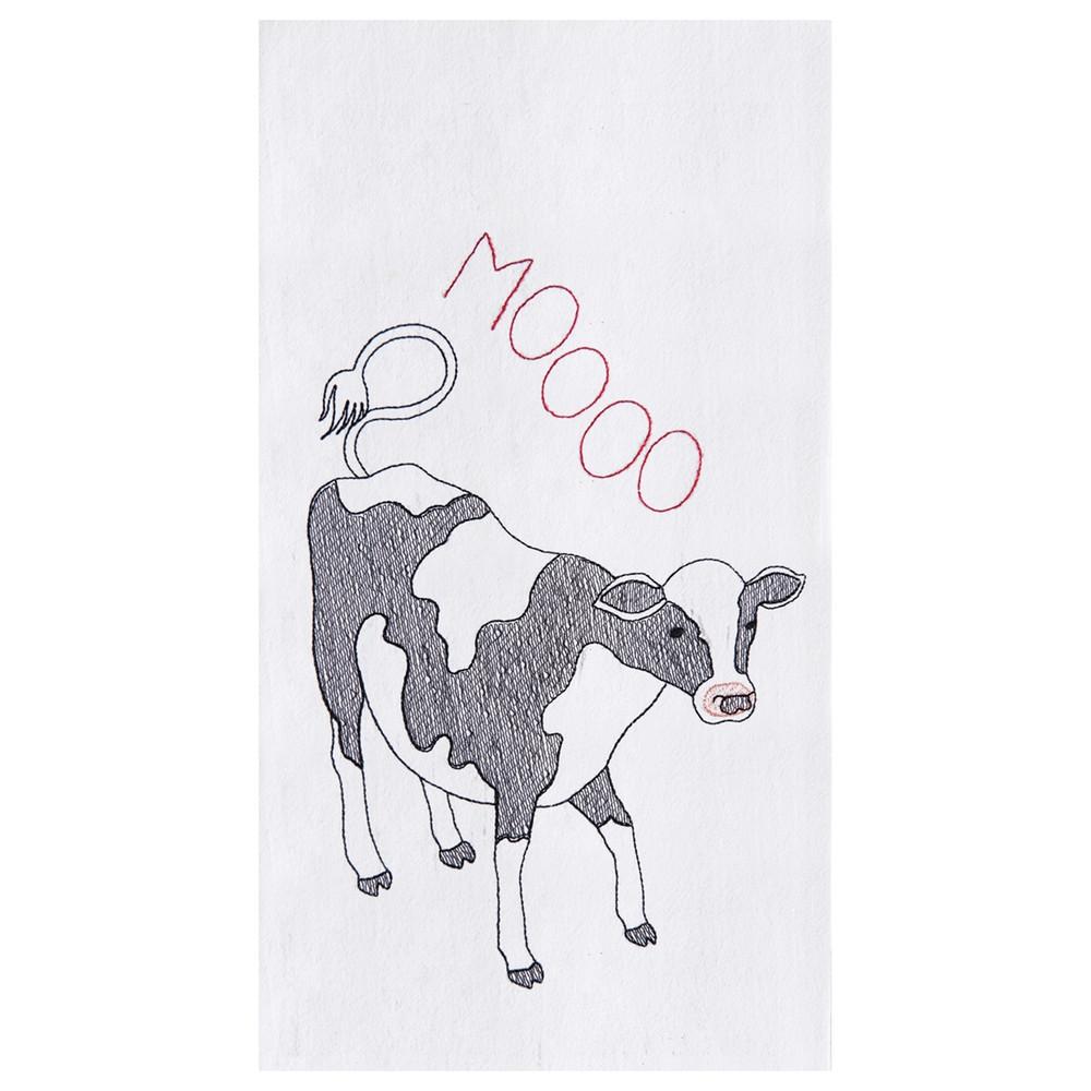 Moo Cow Towel