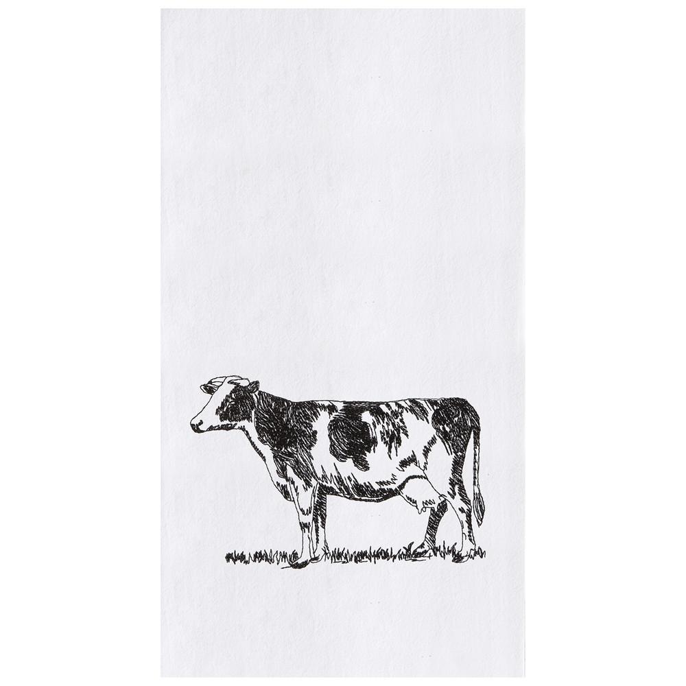 Barnyard Cow Towel