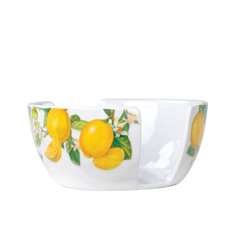 Melamine Sponge Holder - Lemon Basil