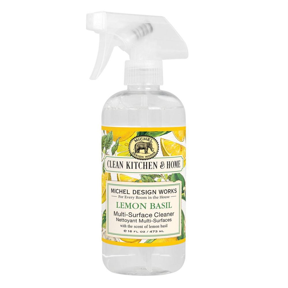 Lemon Basil Multi-Surface Cleaner