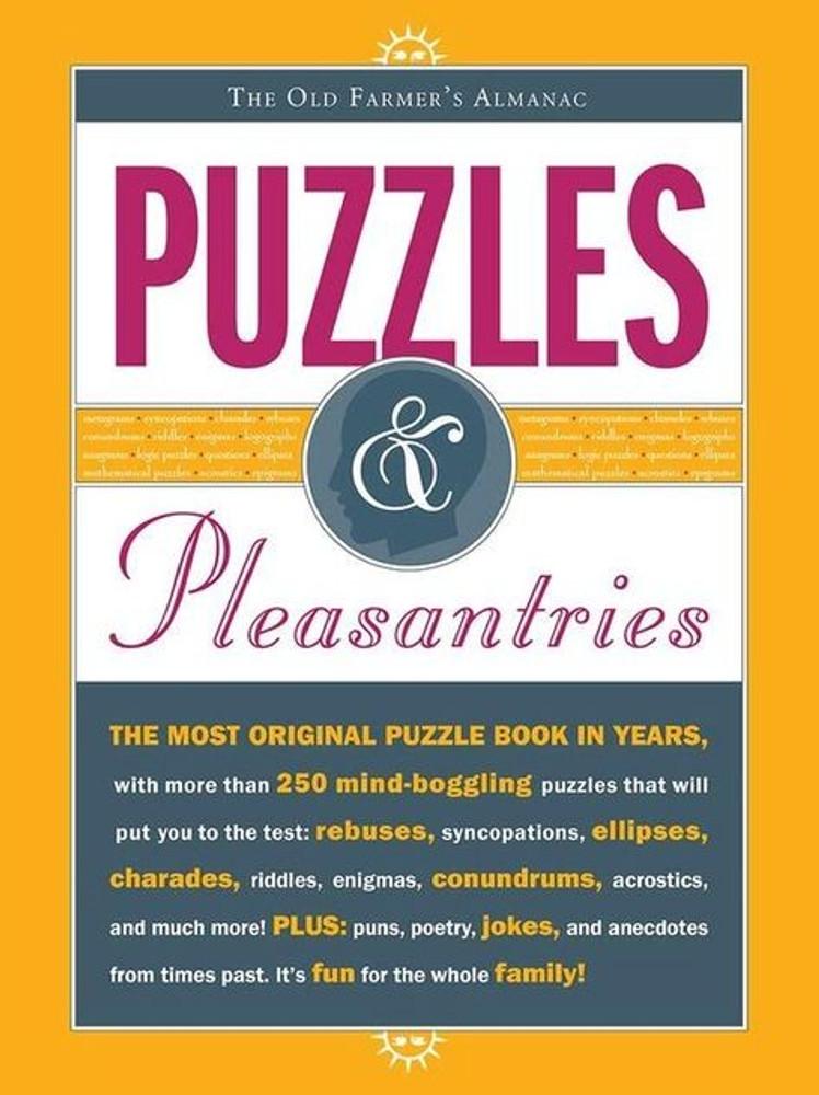 Puzzles & Pleasantries - eBook