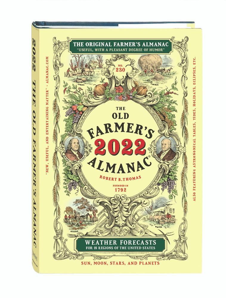 2022 Old Farmer's Almanac Collector's Edition