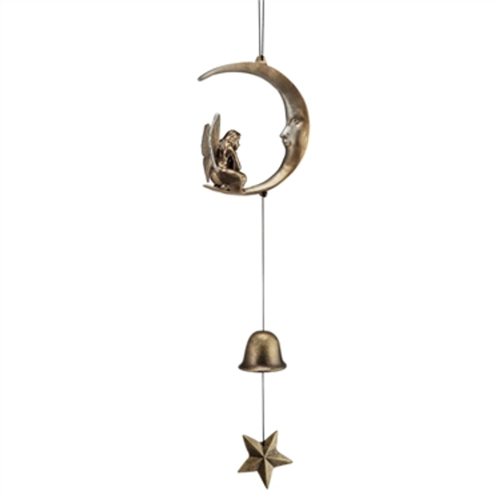 Moon and Fairy Wind Bell