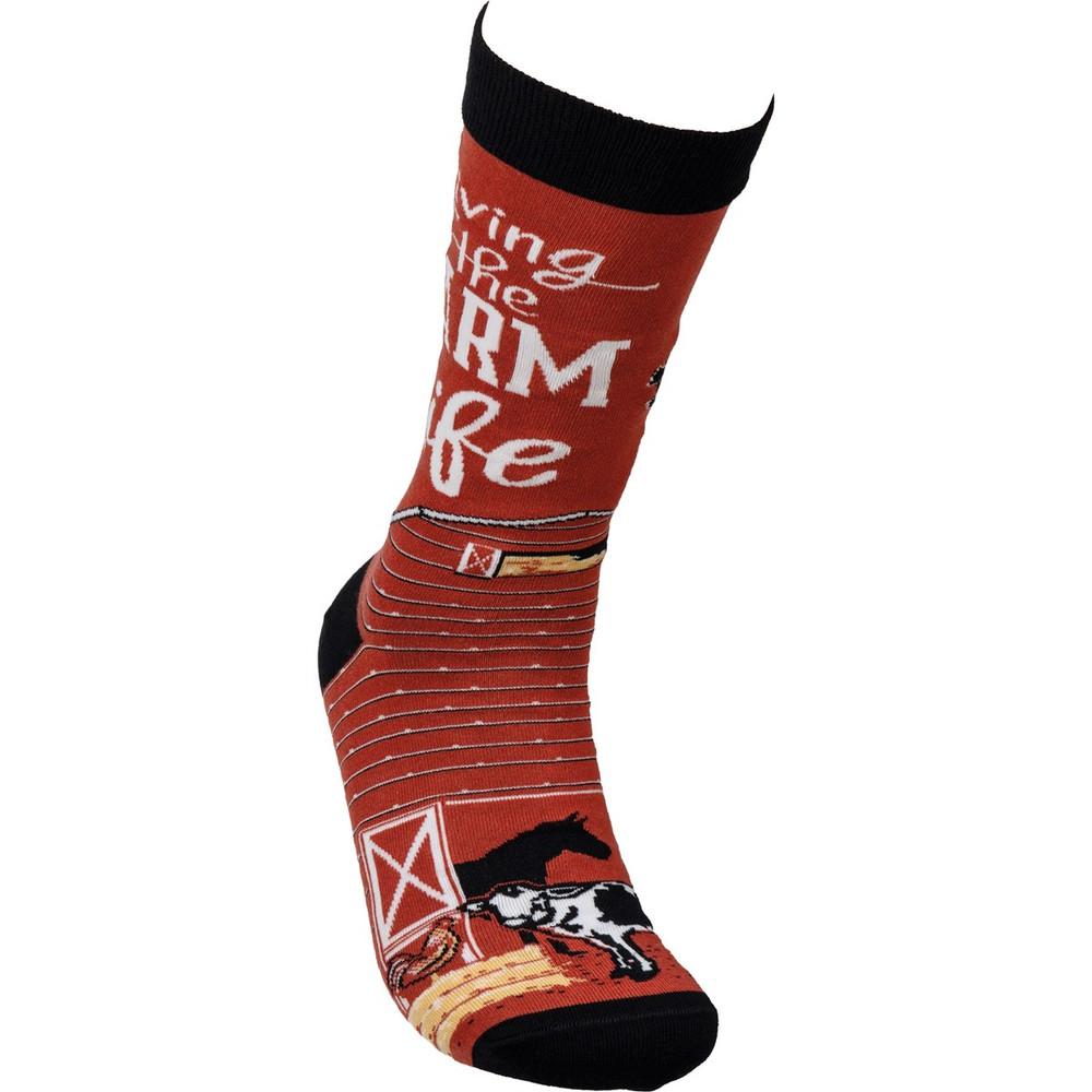 Socks - Living The Farm Life